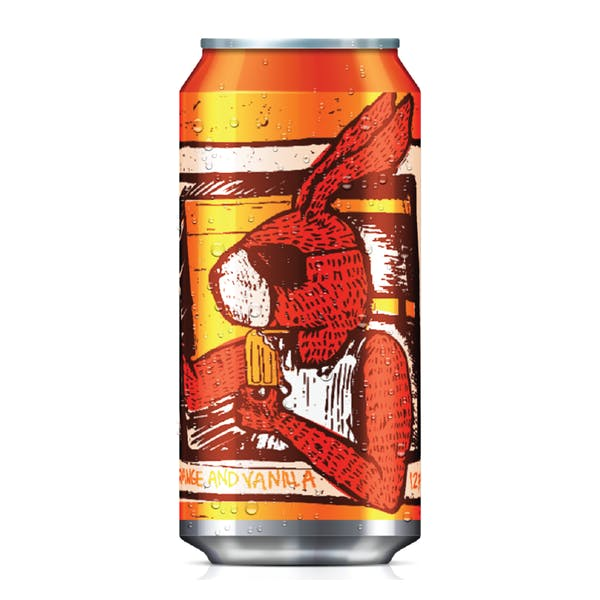 Red Hare Cotton Tail Orange Creamsic Ale