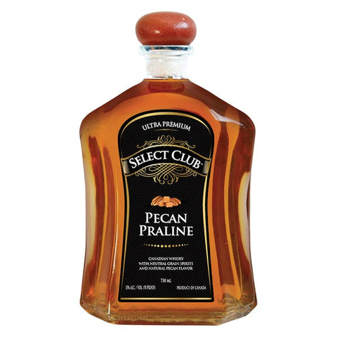Select Club Pecan Praline Canadian Whisky