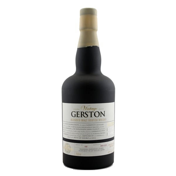 The Lost Company Gerston Blended Malt Scotch Whisky