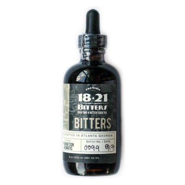 18.21 Bitters Prohibition Aromatic Bitters