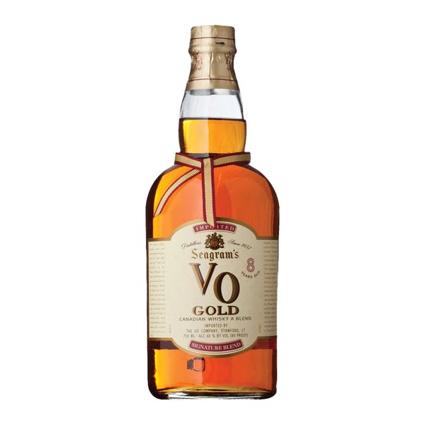 Seagram's VO Gold Blended Canadian Whisky