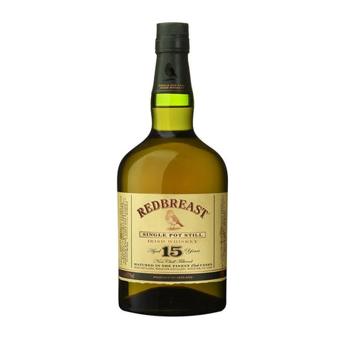 Redbreast 15 Year Single Pot Still Irish Whiskey