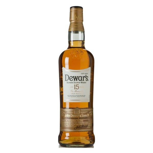 Dewar's 15 Year The Monarch Blended Scotch Whisky