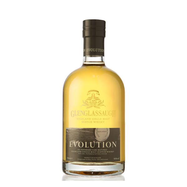 Glenglassaugh Evolution Highland Single Malt Scotch Whisky