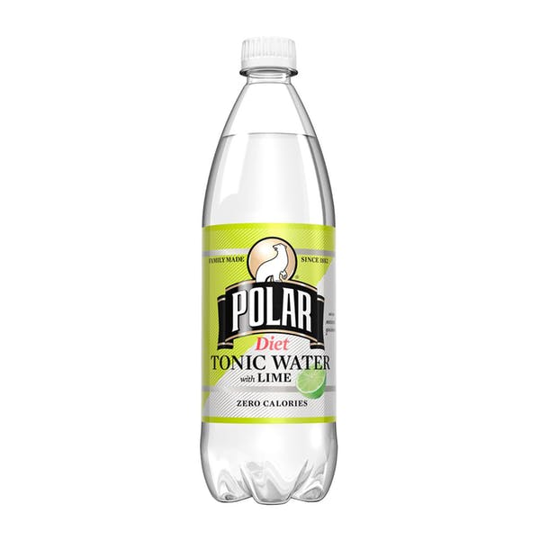 Polar Diet Tonic Water with Lime