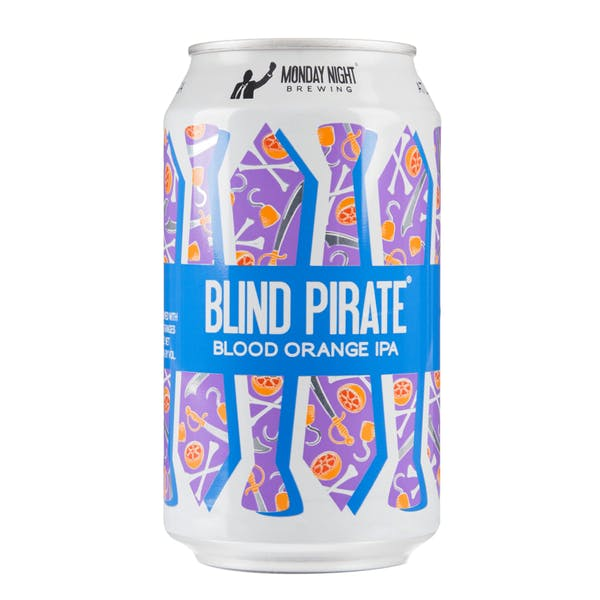 Monday Night Blind Pirate