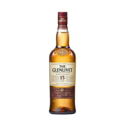 The Glenlivet Heritage 15 Year Old