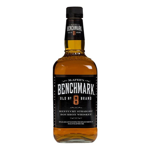 Benchmark Old No. 8 Brand Kentucky Straight Bourbon Whiskey