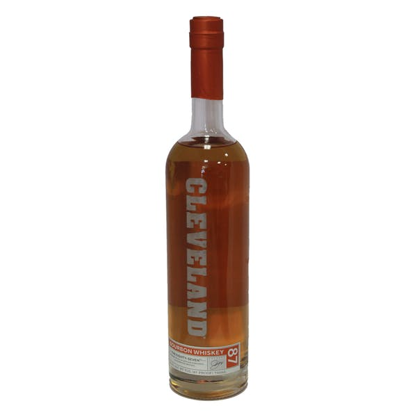 Cleveland The Eighty-Seven Bourbon