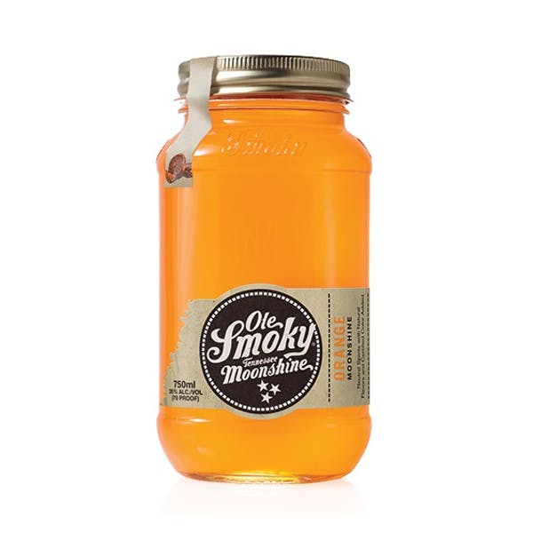 Ole Smoky Big Orange Moonshine
