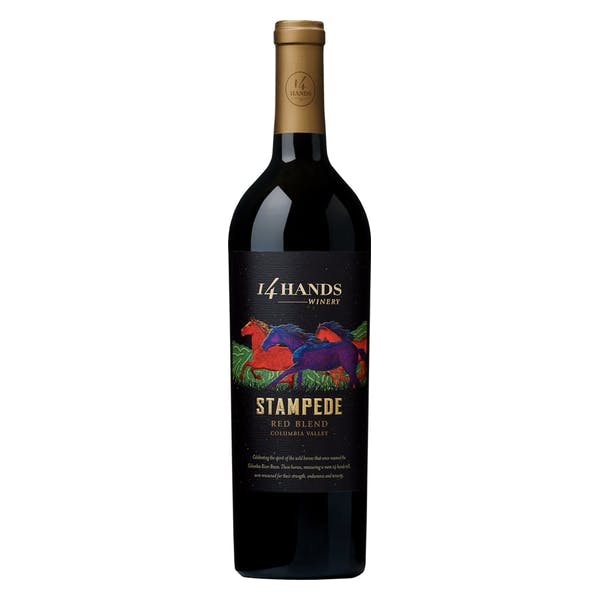 14 Hands Stampede Red Blend