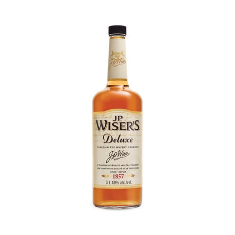 J.P. Wiser's Deluxe Canadian Rye Whisky