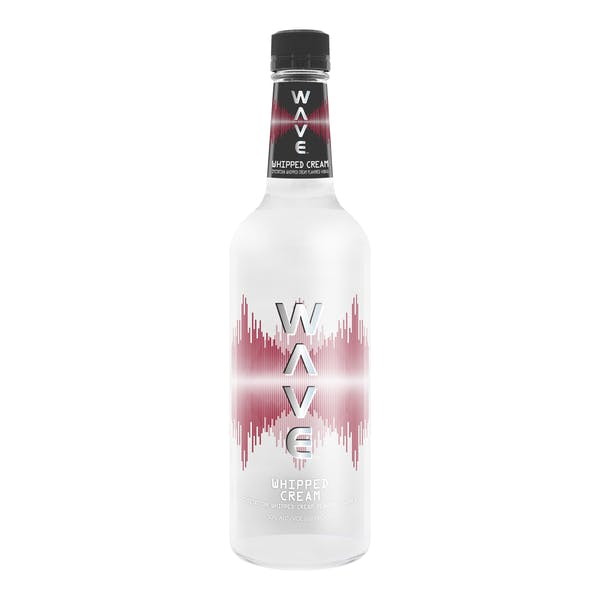 Wave Whipped Cream Vodka