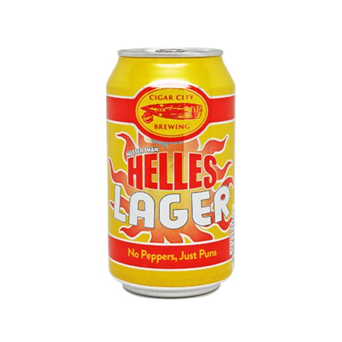 Cigar City Hotter Than Helles Lager