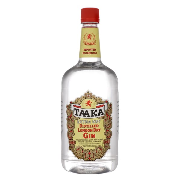 Taaka Extra Dry London Dry Gin