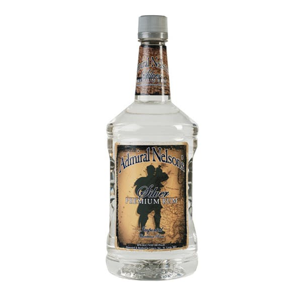 Admiral Nelson's Silver Rum