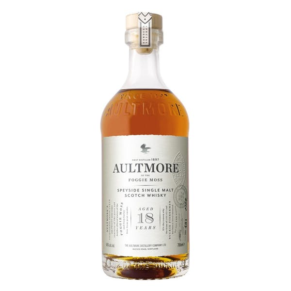 Aultmore 18 Year Speyside Single Malt Scotch Whisky