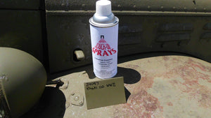 34087 Olive Drab Spray Paint