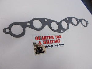 Exhaust and Intake to Block Gasket 134L Flathead Engine