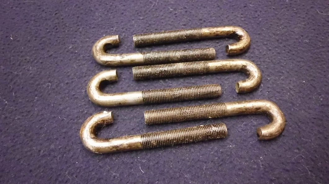 Hard Top Mounting J-Bolts M-Series NOS