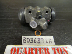 Brake Wheel Cylinder Left Front Directional 803639
