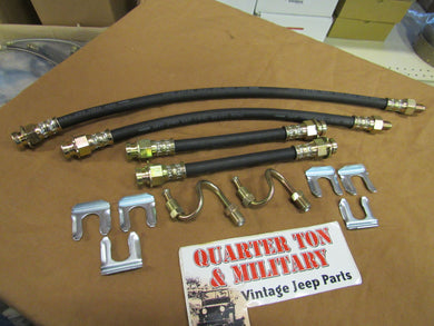 Brake Hose Kit (Big Kit)