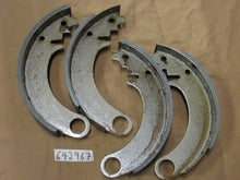 Load image into Gallery viewer, Brake Shoes Early Style 41-52 MB, CJ2A, CJ3A, M38