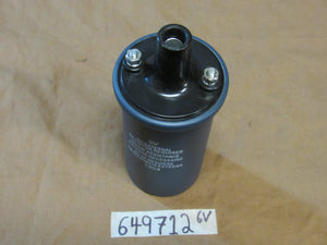 Ignition Coil 6 Volt