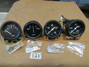 Gauge Kit 12 Volt