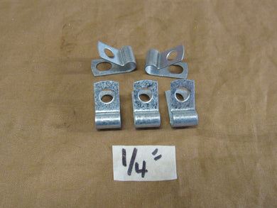 Clamp Wire/line 1/4