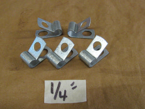 Clamp Wire/line 1/4""