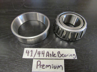 Dana 44/41 Rear Axle Outer Bearing and Race Premium