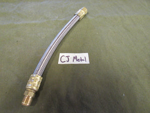 Armored Fuel Hose CJ2A CJ3A