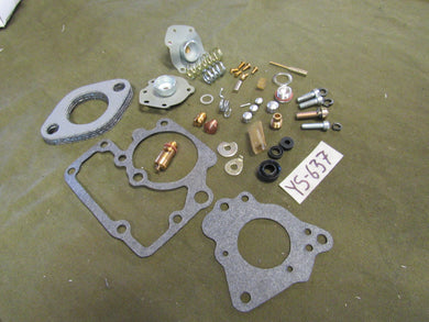 Carburetor Rebuild Kit Master Carter YS-637 648065