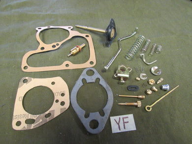 Carburetor Rebuild Kit Master Carter YF