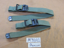 Load image into Gallery viewer, Axe & Shovel Strap Set M38A1 Premium