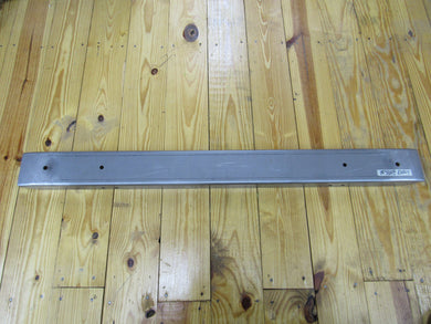 M38A1 Early Short Front Bumper Correct US Made