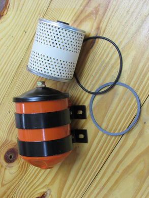 Civilian Oil Canister Filter & Straps 134L 134F