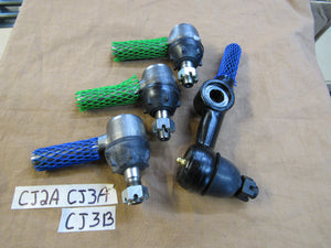 Tie Rod End Kit CJ M38 11/16