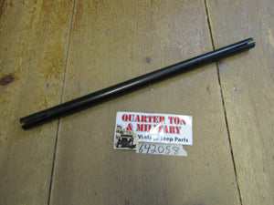 CJ2A CJ3A CJ3B M38 Left or Driver side tie rod tube 642058