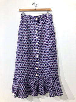 Valentina Skirt Purple