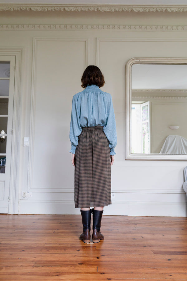 Kiroro Skirt Brown