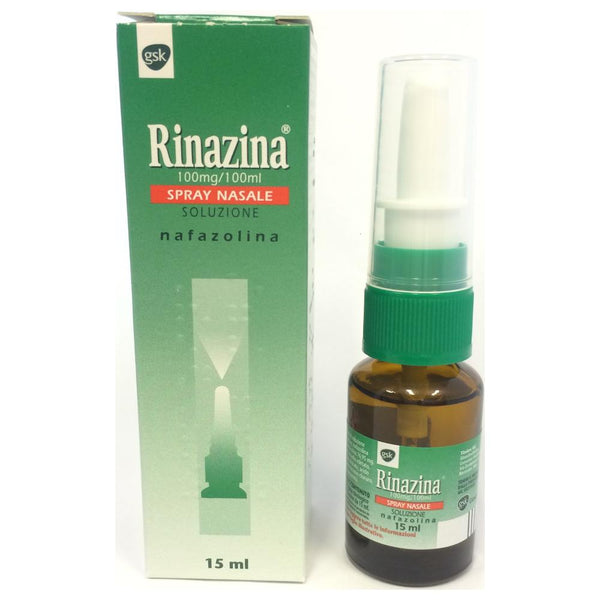 RINAZINA SPRAY NASALE 15 ML 0.1% - azfarma