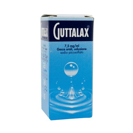GUTTALAX OS GOCCE 15 ML 7.5 MG / ML
