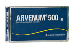 ARVENUM 500 30COMPRESSE RIVESTITE 500MG