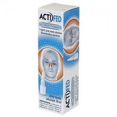 ACTIFED DECONGESTIONANTE*SPRAY 10ML