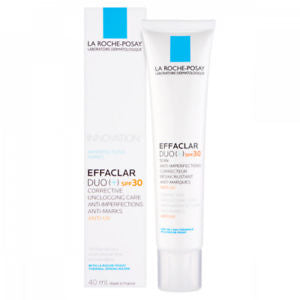 EFFACLAR DUO+ SPF 30 40 ML - azfarma