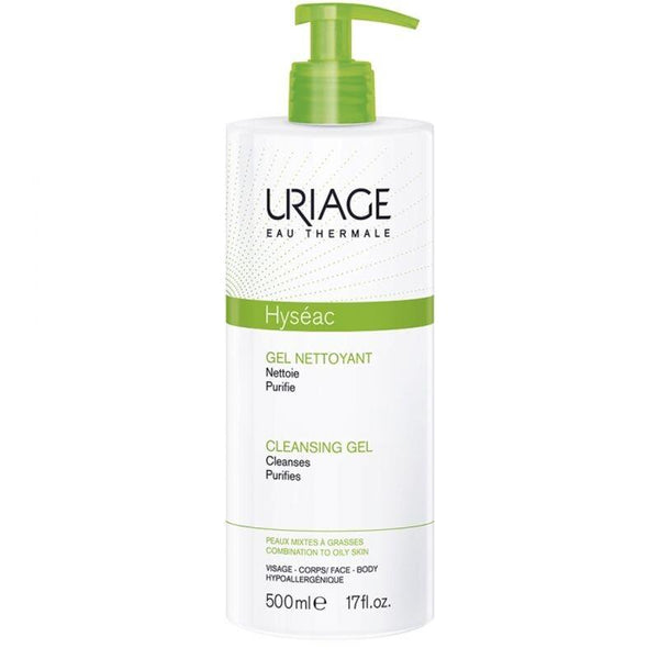 URIAGE HYSÉAC GEL DETERGENTE PURIFICANTE 500ML