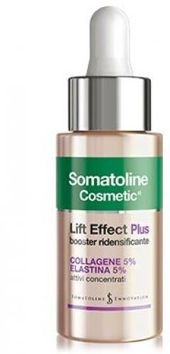 SOMATOLINE COSMETIC LIFT EFFECT PLUS BOOSTER RIDENSIFICANTE 30 ML - azfarma