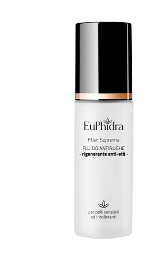 EUPHIDRA FILLER SUPREMA FLUIDO ANTI-RUGHE  PELLE SENSIBILE 30 ML